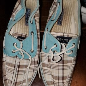 Sperry ladies shoes  9.5